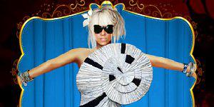 Spiel - Lady Gaga Puzzle