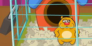 Spiel - Chubby Hamster