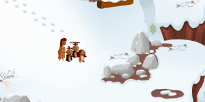 Spiel - Stone Age Sam 2: The Ice Age