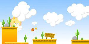 Spiel - Gum Drop Hop 3