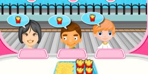Spiel - Kids Food Shop