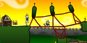 Spiel - Cargo Bridge Armor Games Edition